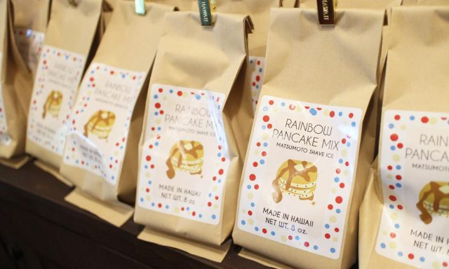 Shoud buy souvenirs in Hawaii! Recommended 4 pancake mixes